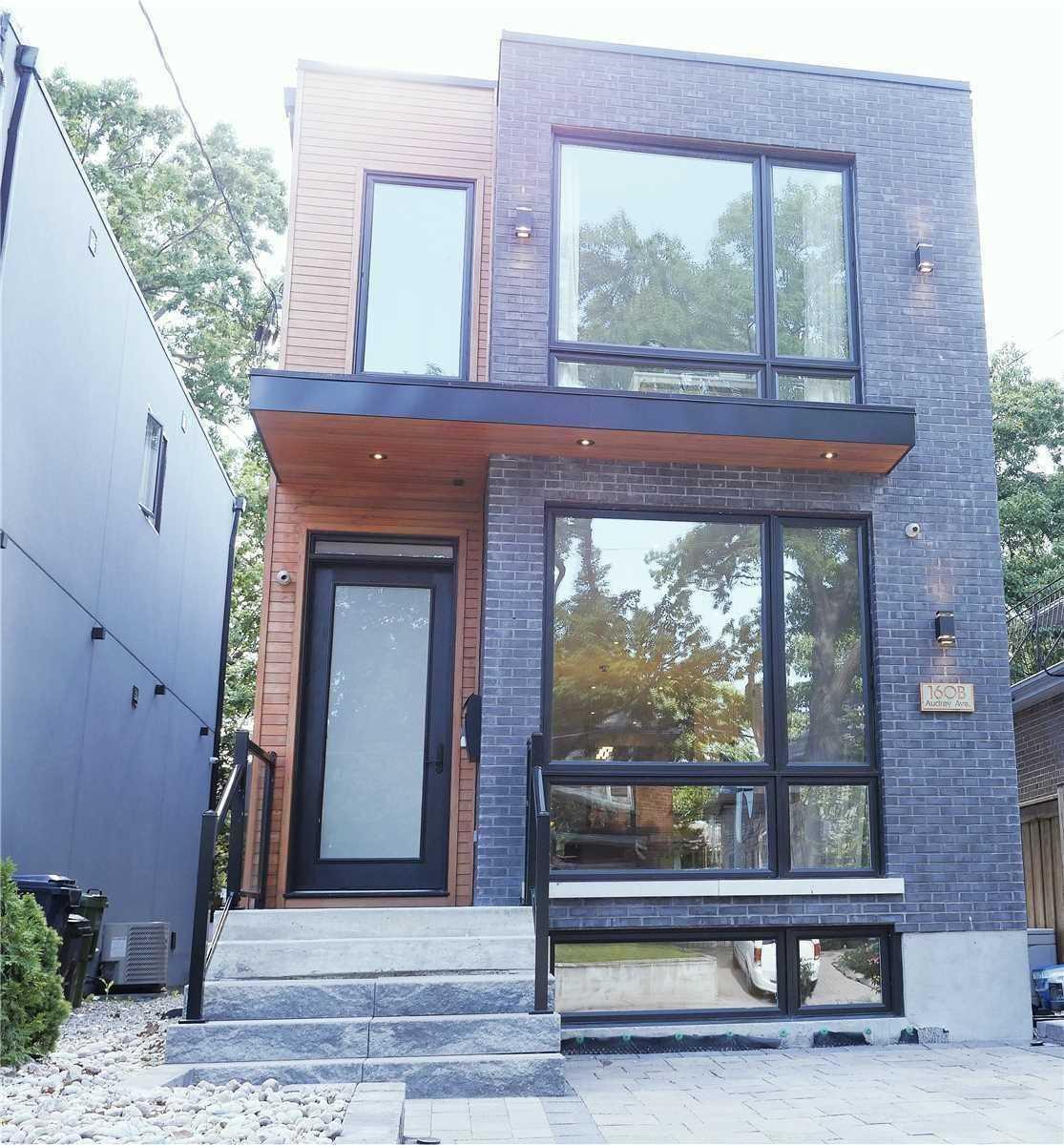 160B Audrey Ave, Toronto, Ontario M1N 2Y1, 3 Bedrooms Bedrooms, 6 Rooms Rooms,4 BathroomsBathrooms,Detached,For Sale,Audrey,E5081524