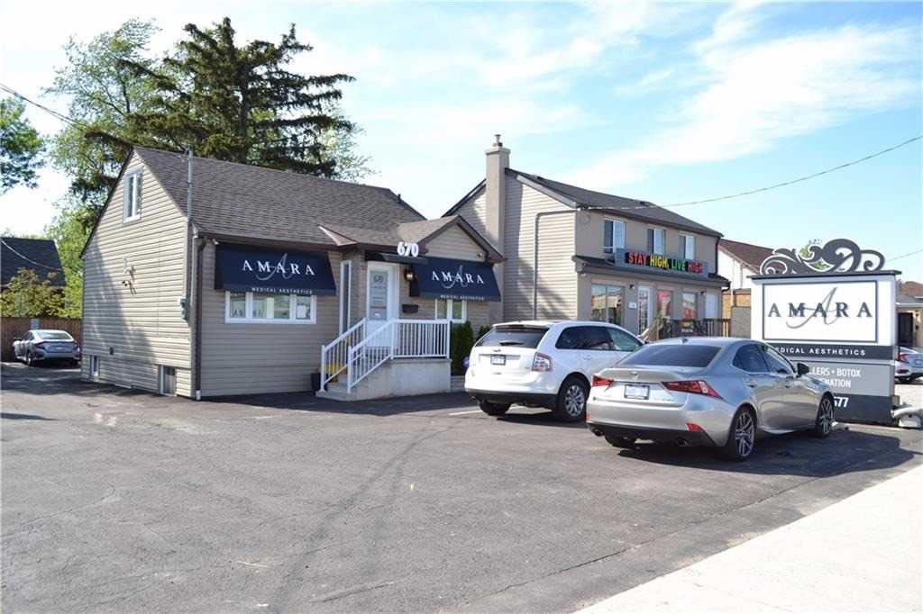670 Upper James St, Hamilton, Ontario L9C 2Z3, ,3 BathroomsBathrooms,Commercial/Retail,For Sale,Upper James,X4850996