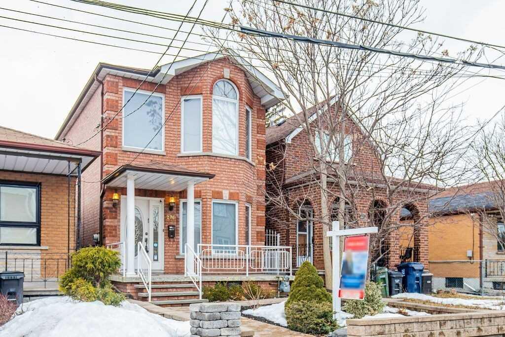 276 Nairn Ave, Toronto, Ontario M6E 4H6, 3 Bedrooms Bedrooms, 8 Rooms Rooms,2 BathroomsBathrooms,Detached,For Sale,Nairn,W5134750