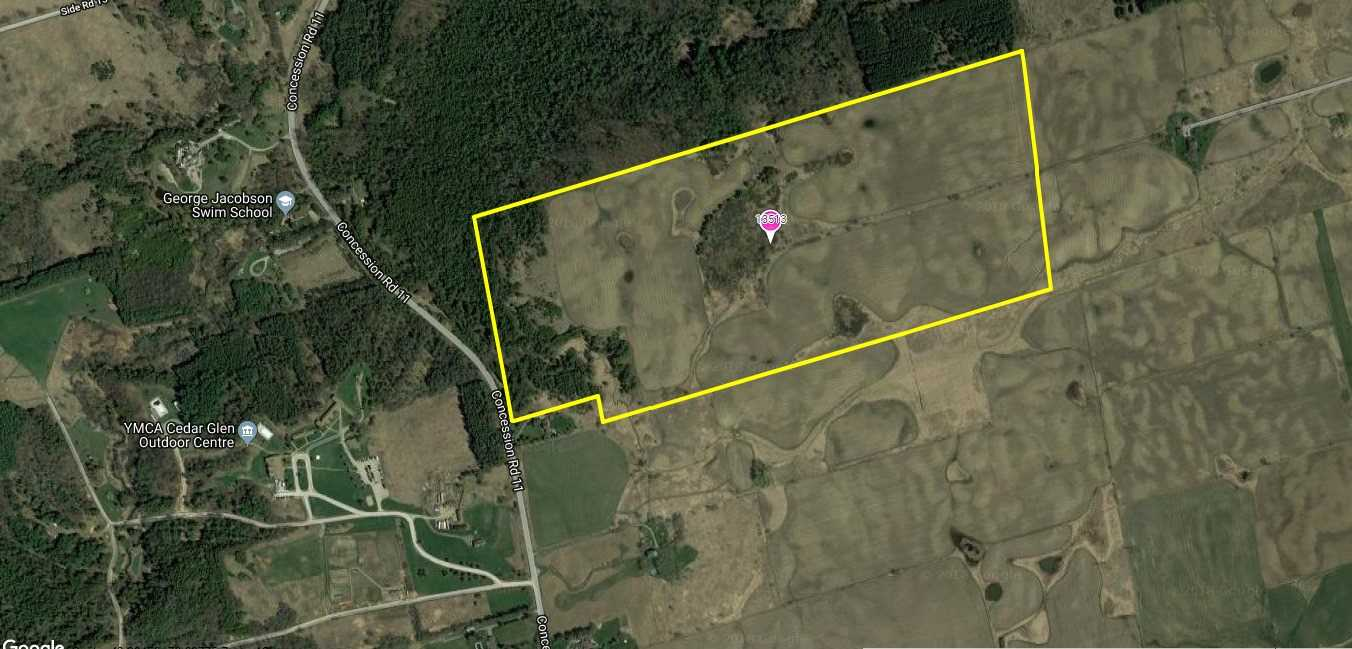 13513 11th Concession Rd, King, Ontario L0G1T0, ,Land,For Sale,11th Concession,N4333617
