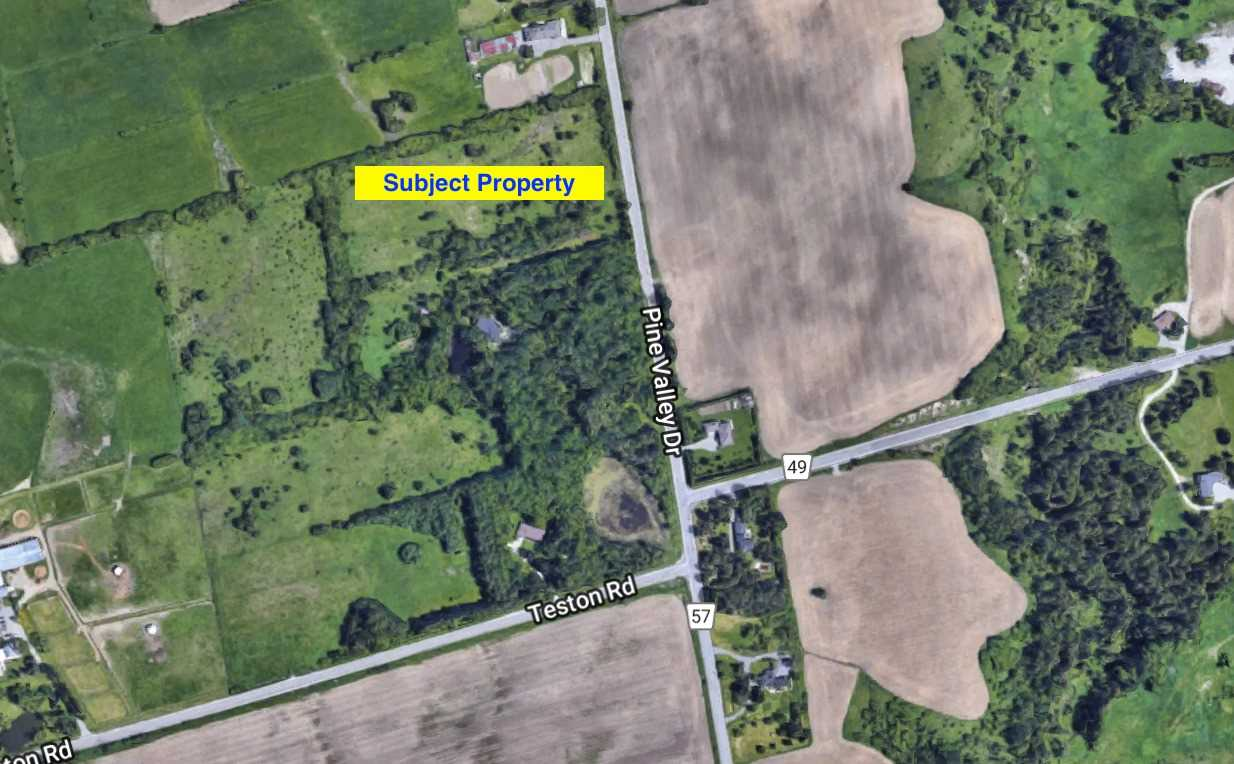 0 Pine Valley Dr, Vaughan, Ontario L4L 1A6, ,Vacant Land,For Sale,Pine Valley,N4860951