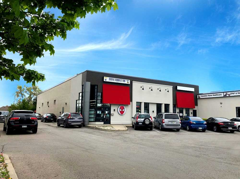 490 Speers Rd, Oakville, L6K2G3, ,Commercial/Retail,For Lease,Speers,W4518864