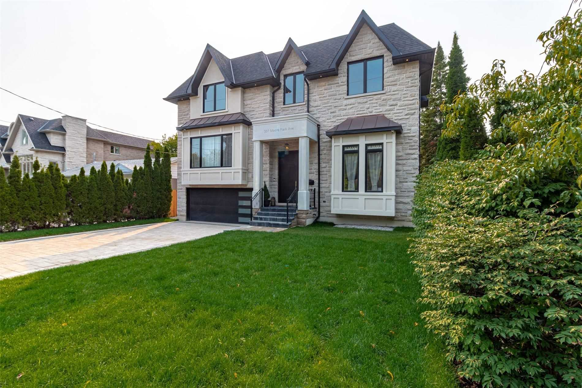 337 Moore Park Ave, Toronto, Ontario M2R2R5, 5 Bedrooms Bedrooms, 12 Rooms Rooms,8 BathroomsBathrooms,Detached,For Sale,Moore Park,C4922576