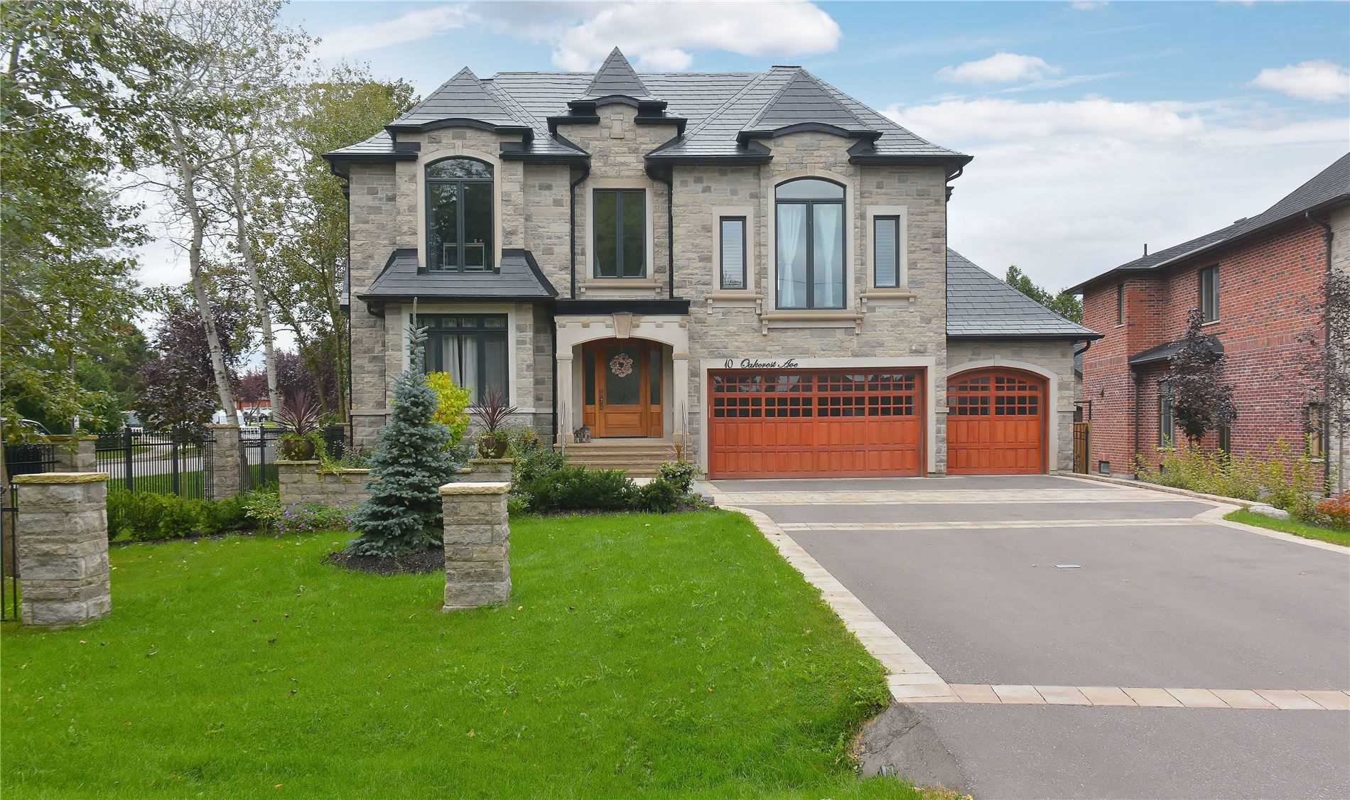 10 Oakcrest Ave, Markham, Ontario L3R 2B8, 4 Bedrooms Bedrooms, 10 Rooms Rooms,7 BathroomsBathrooms,Detached,For Sale,Oakcrest,N4715698
