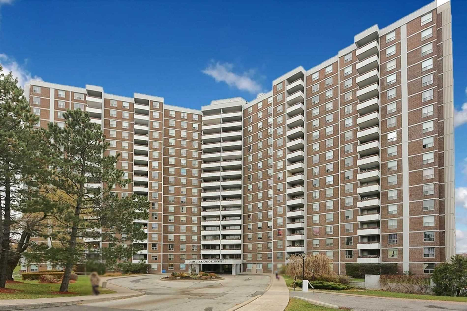 10 Edgecliff Gfwy, Toronto, Ontario M3C 3A3, 3 Bedrooms Bedrooms, 6 Rooms Rooms,2 BathroomsBathrooms,Condo Apt,For Sale,Edgecliff,C5076829