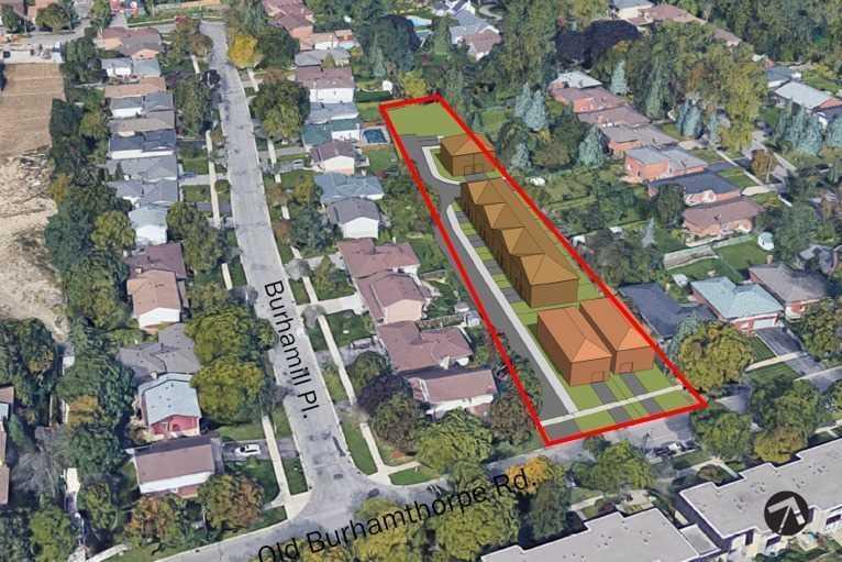 84 Old Burnhamthorpe Rd, Toronto, Ontario M9C3J7, ,Vacant Land,For Sale,Old Burnhamthorpe,W5088796