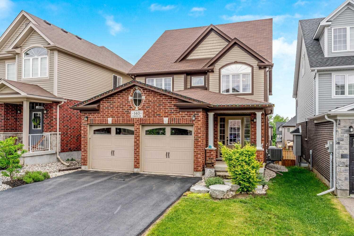 140 Coker Cres, Guelph/Eramosa, Ontario N0B 2K0, 4 Bedrooms Bedrooms, ,5 BathroomsBathrooms,Detached,For Sale,Coker,X5273503