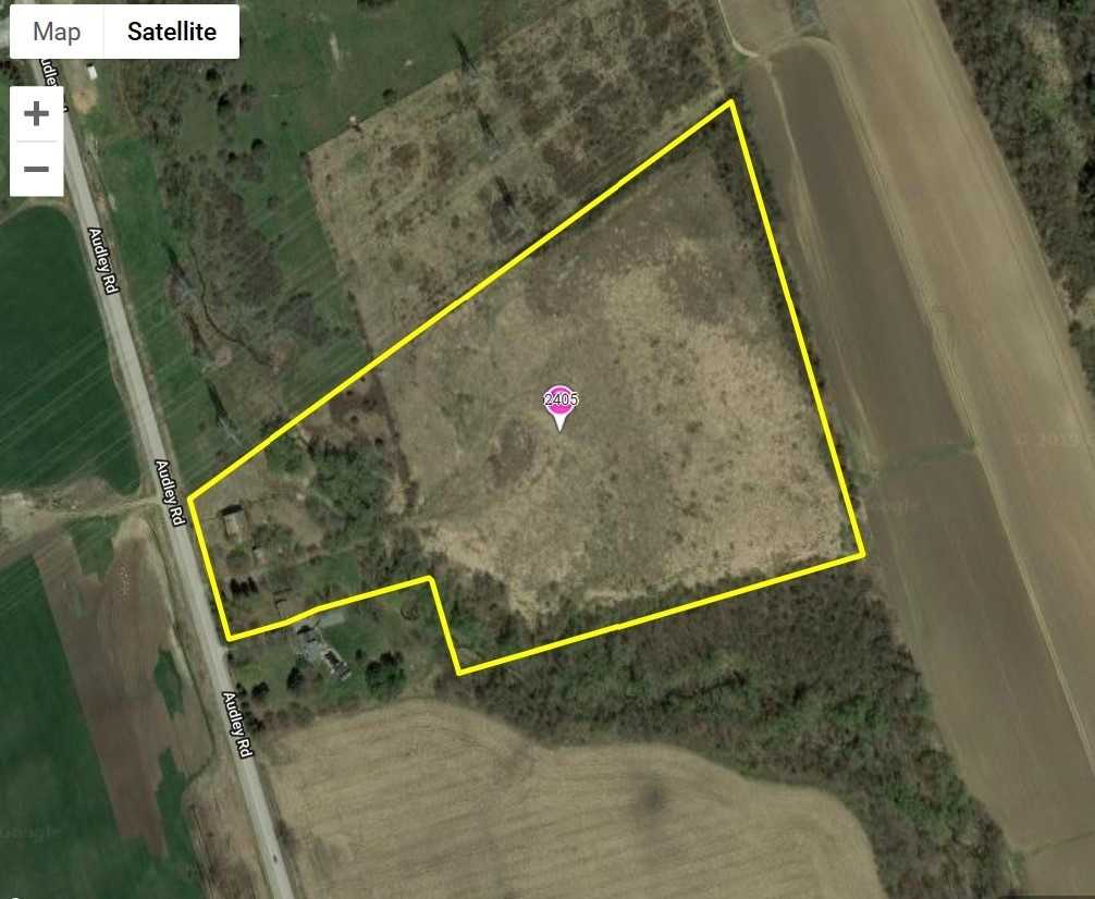 2405 Audley Rd, Ajax, Ontario L1Z1T7, ,Land,For Sale,Audley,E4536402