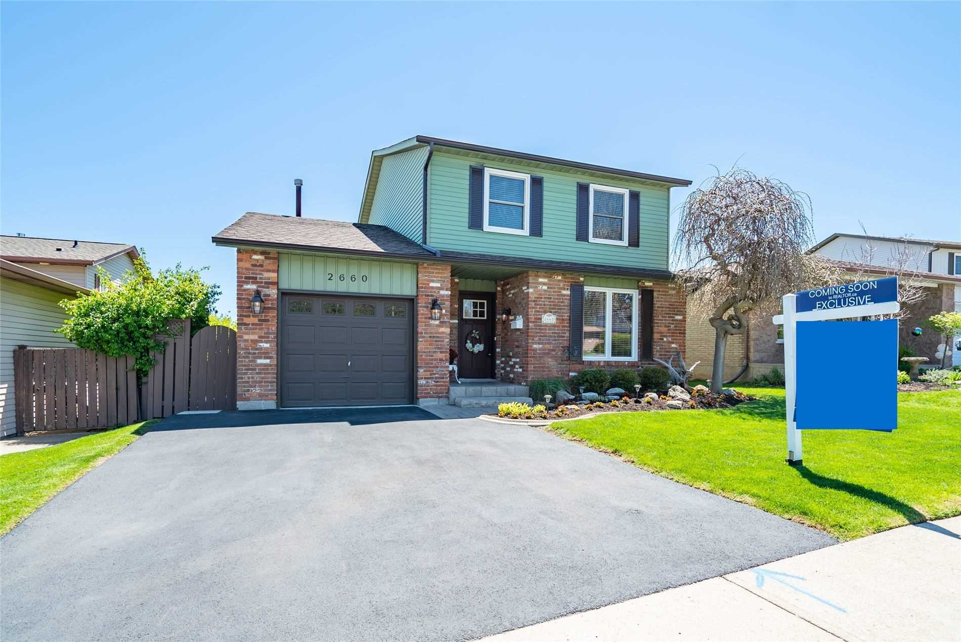 2660 Cavendish Dr, Burlington, L7P3X9, 3 Bedrooms Bedrooms, ,2 BathroomsBathrooms,Detached,For Sale,Cavendish,W4768096