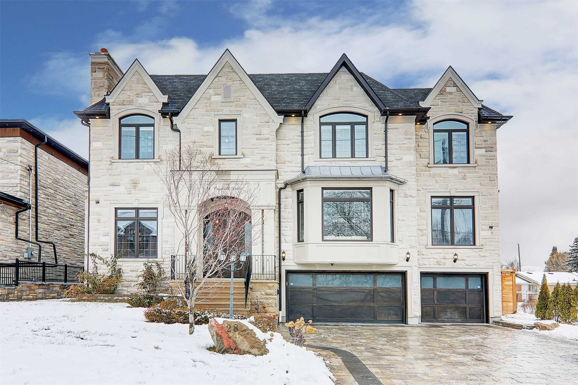 28 Caswell Dr, Toronto, Ontario M2M3L9, 4 Bedrooms Bedrooms, 11 Rooms Rooms,7 BathroomsBathrooms,Detached,For Sale,Caswell,C5075921
