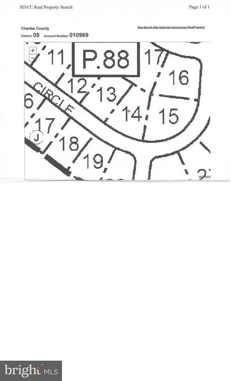 9417 OVERLOOK CIRCLE, NEWBURG, MD 20664, ,Land,For Sale,OVERLOOK,1001804620