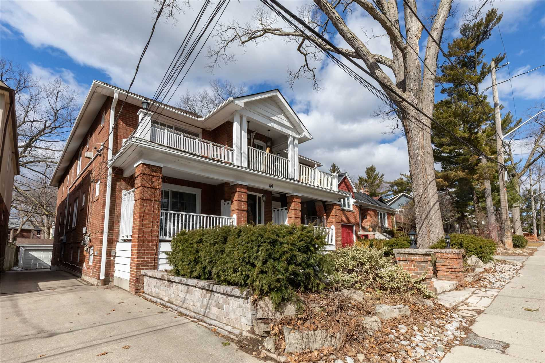 44 Courcelette Rd, Toronto, Ontario M1N 2S8, ,Investment,For Sale,Courcelette,E4855765