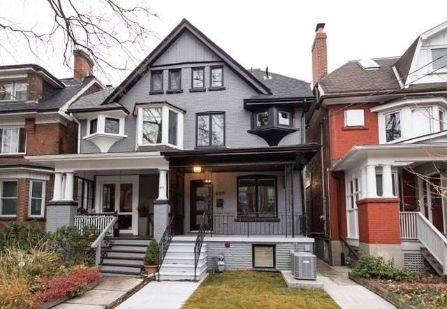 669 Euclid Ave, Toronto, Ontario M6G2T8, 3 Bedrooms Bedrooms, 9 Rooms Rooms,3 BathroomsBathrooms,Triplex,For Sale,Euclid,C5164022