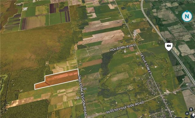 21024 2nd Concession Rd, East Gwillimbury, Ontario L9N 0K1, ,Land,For Sale,2nd Concession,N4179531