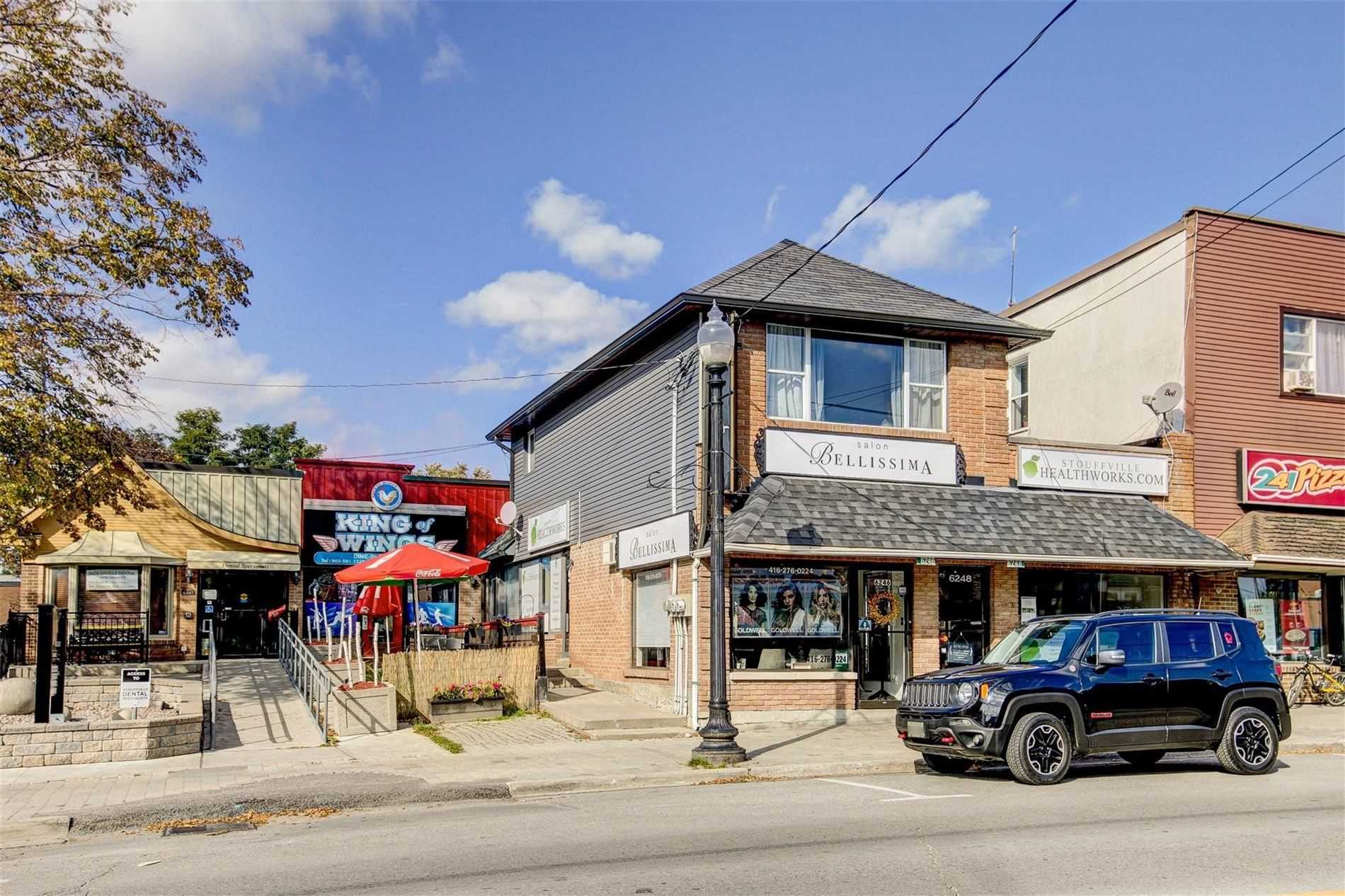 6244 Main St, Whitchurch-Stouffville, Ontario L4A 1D3, ,9 BathroomsBathrooms,Commercial/retail,For Sale,Main,N4944717