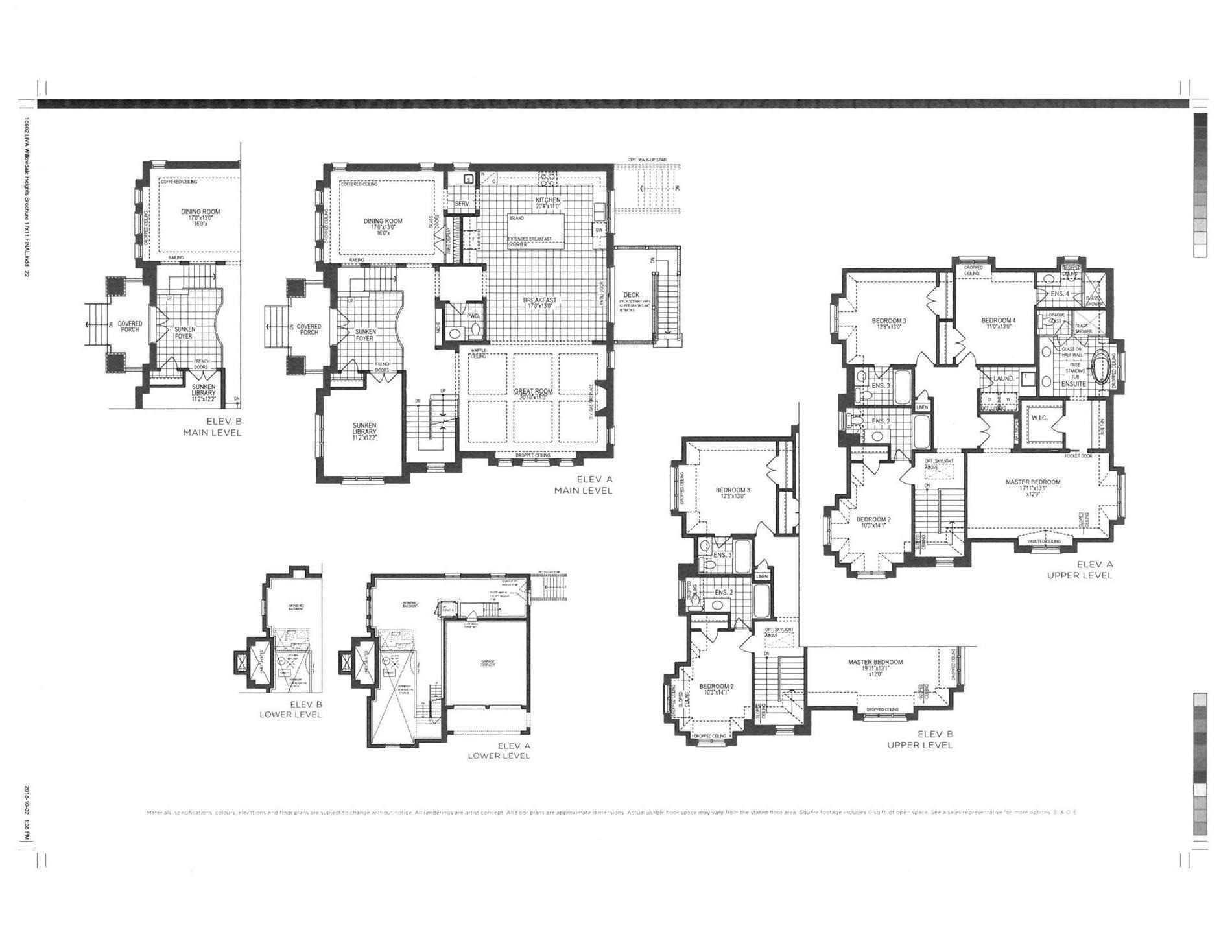 166 Cummer Ave, Toronto, Ontario M2M2E7, 4 Bedrooms Bedrooms, 9 Rooms Rooms,5 BathroomsBathrooms,Detached,For Sale,Cummer,C4979036