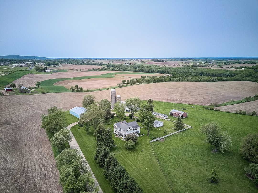 2749 Town Hall Rd, Springdale, Wisconsin 53572, 5 Bedrooms Bedrooms, ,2 BathroomsBathrooms,Single Family,For Sale,Town Hall Rd,1859644