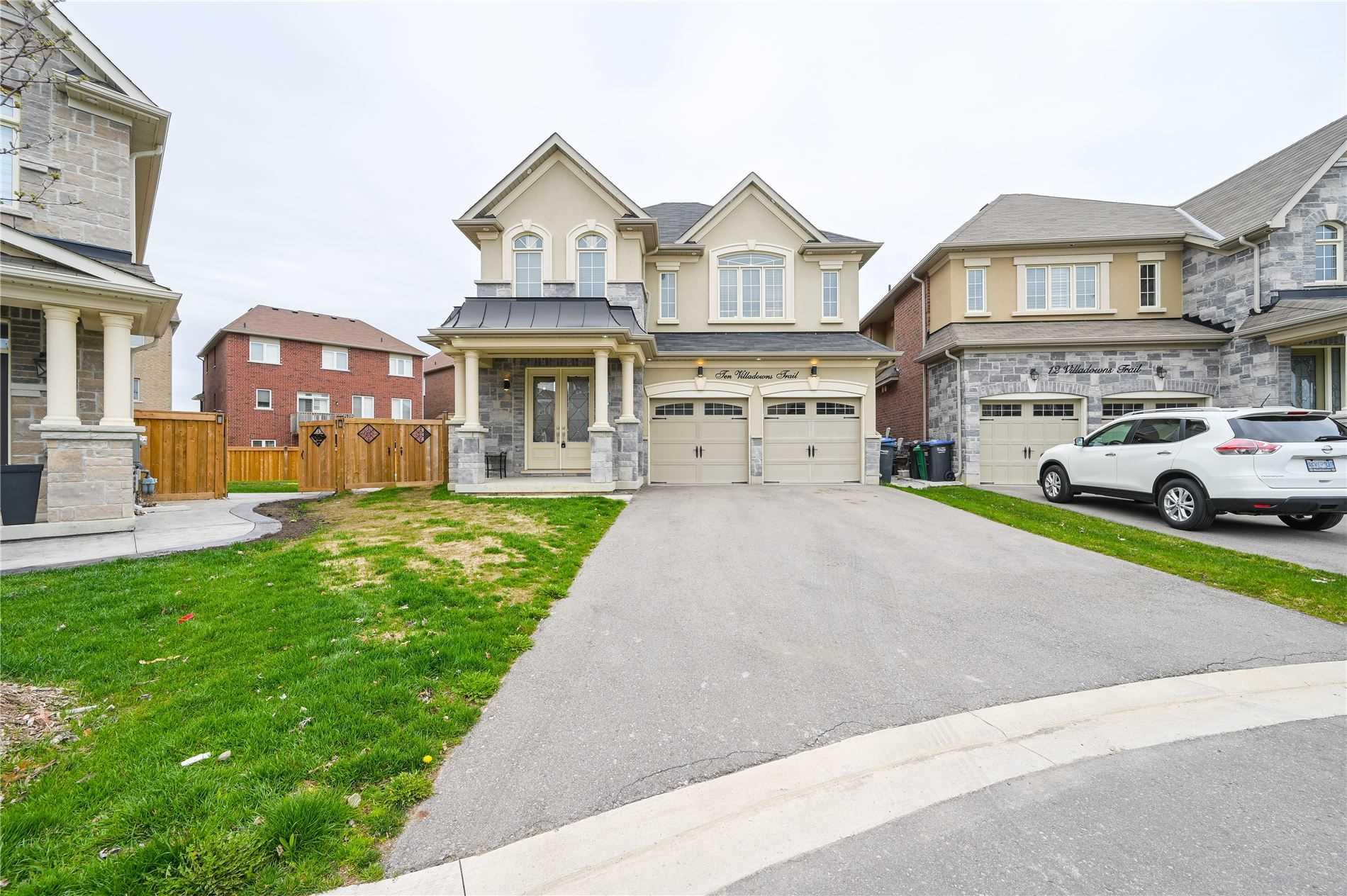 10 Villadowns Tr, Brampton, Ontario L6R 3V6, 4 Bedrooms Bedrooms, 9 Rooms Rooms,3 BathroomsBathrooms,Detached,For Sale,Villadowns,W4980767