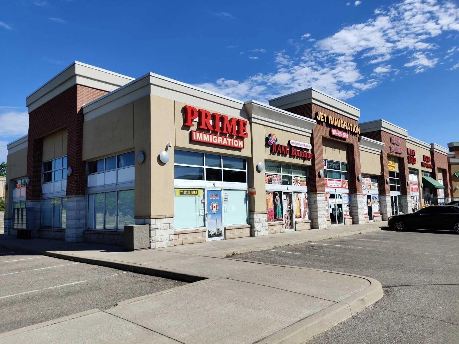 2120 North Park Dr, Brampton, Ontario L6S0C9, ,1 BathroomBathrooms,Commercial/Retail,For Sale,North Park,W4836076