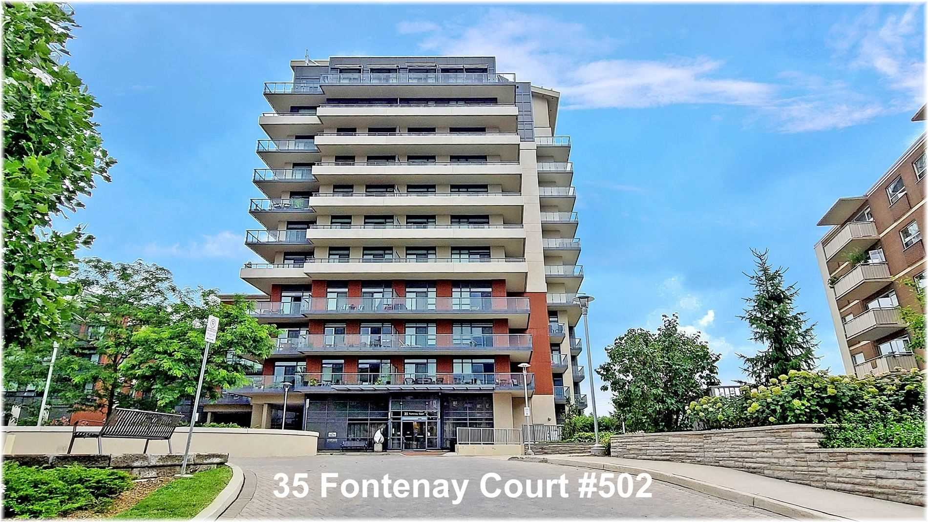 35 Fontenay Crt, Toronto, Ontario M9A0C4, 1 Bedroom Bedrooms, 5 Rooms Rooms,1 BathroomBathrooms,Condo Apt,For Sale,Fontenay,W4930940