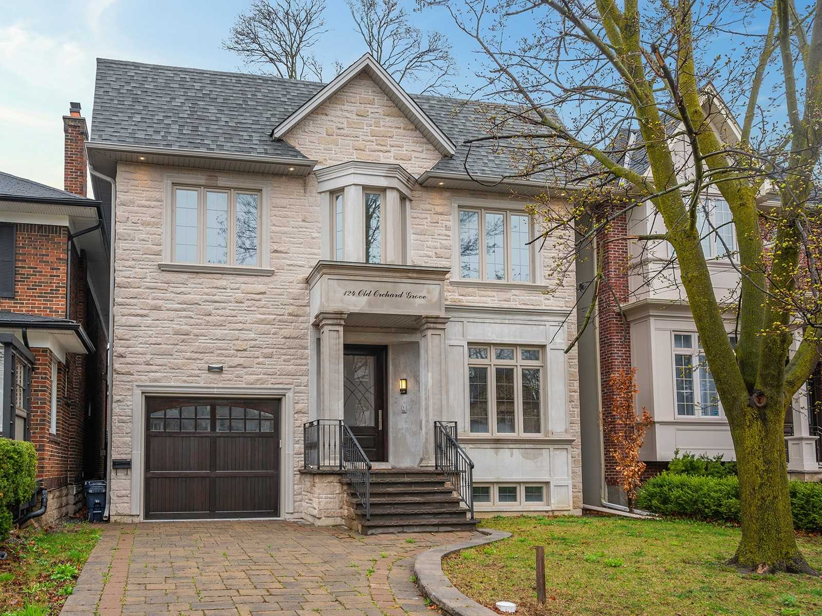 124 Old Orchard Grve, Toronto, Ontario M5M2E2, 4 Bedrooms Bedrooms, 10 Rooms Rooms,6 BathroomsBathrooms,Detached,For Sale,Old Orchard,C5192790