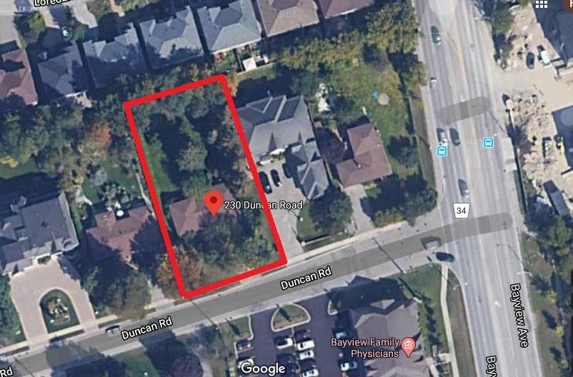 230 Duncan Rd, Richmond Hill, Ontario L4C 6J9, 3 Bedrooms Bedrooms, 9 Rooms Rooms,2 BathroomsBathrooms,Detached,For Sale,Duncan,N4841214