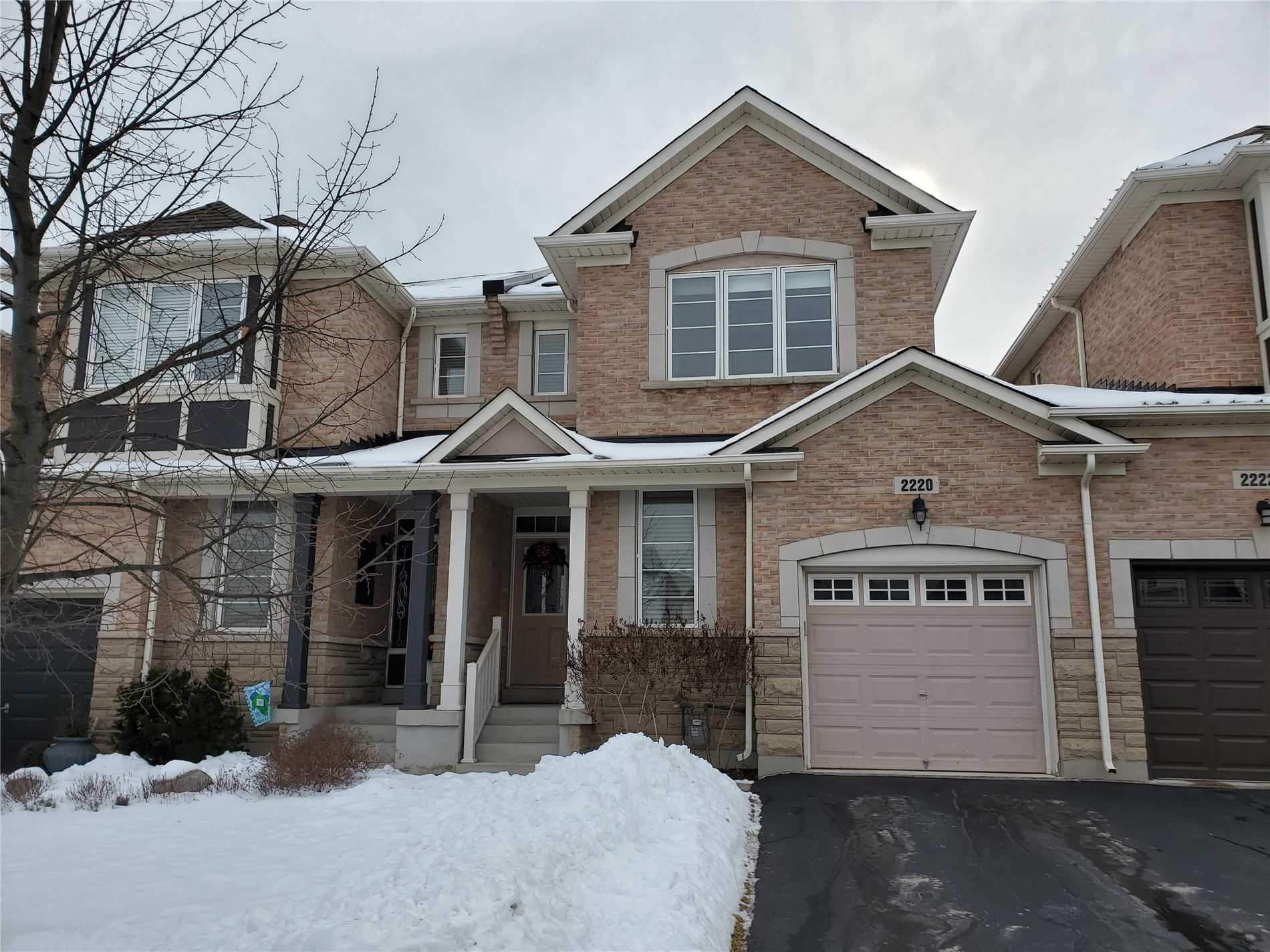 2220 Whitworth Dr, Oakville, L6M0B4, 3 Bedrooms Bedrooms, ,4 BathroomsBathrooms,Att/Row/Twnhouse,For Sale,Whitworth,W4676161