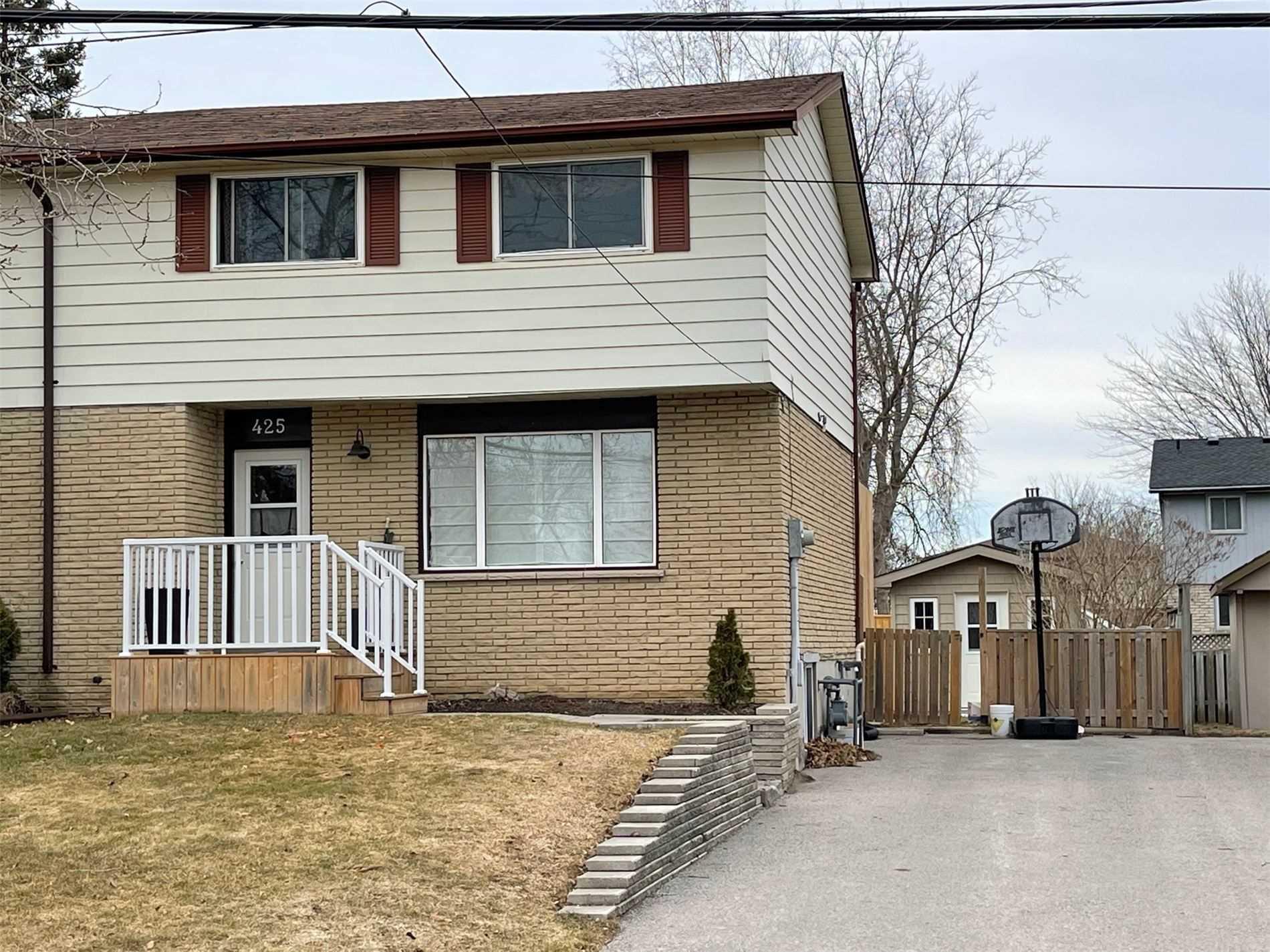 425 Bay St, Scugog, Ontario L9L1M7, 3 Bedrooms Bedrooms, ,2 BathroomsBathrooms,Semi-detached,For Sale,Bay,E5164765