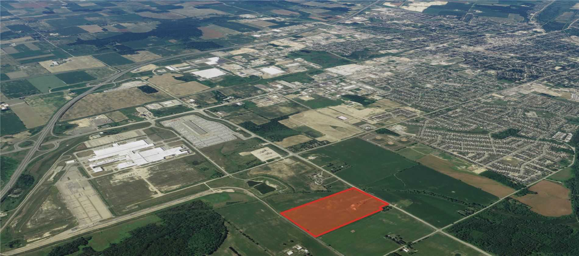 715224 Oxford Road 4 Rd, Woodstock, Ontario N4S 7V9, ,Land,For Sale,Oxford Road 4,X4688657