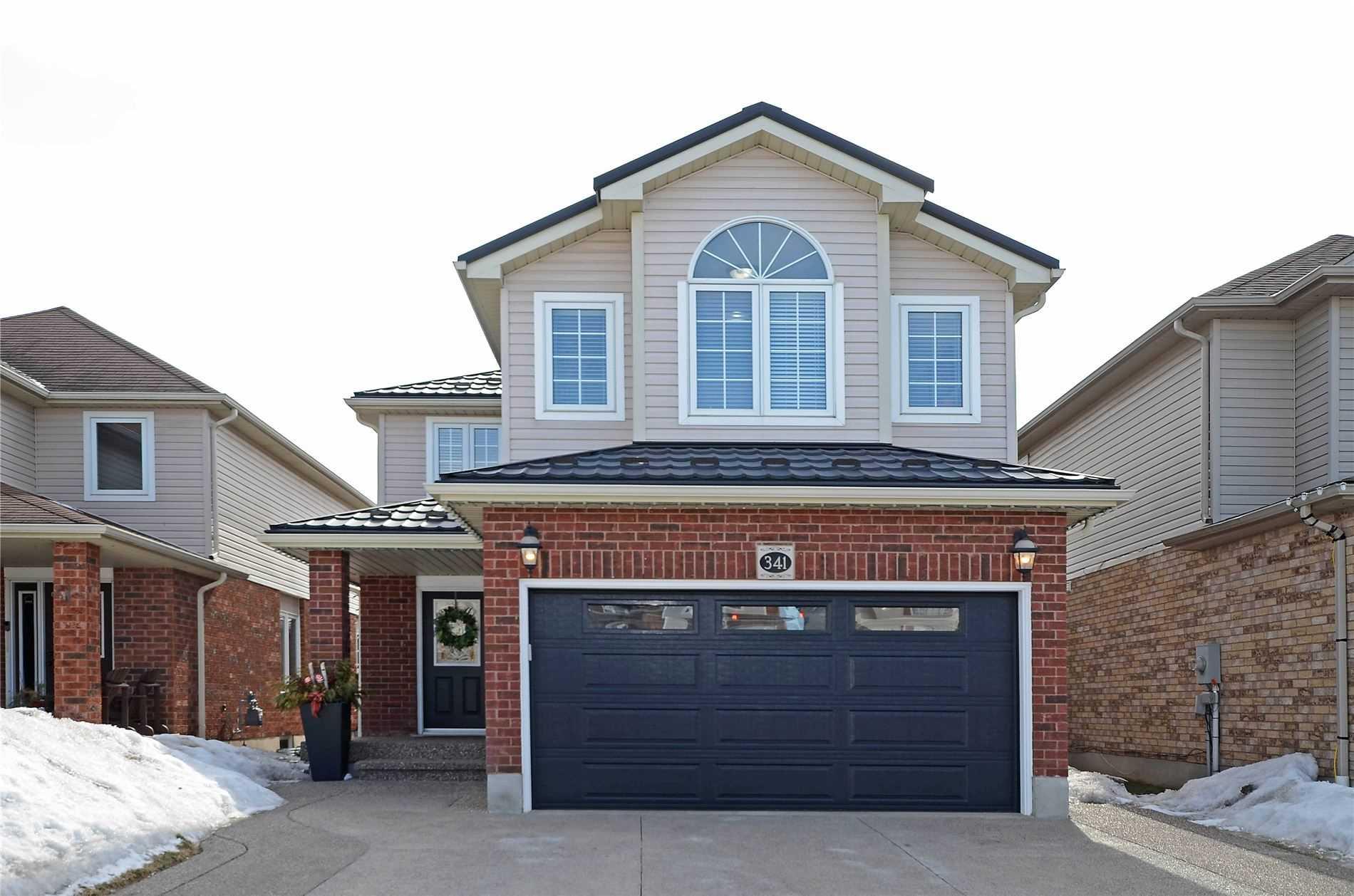 341 Thomas Slee Dr, Kitchener, Ontario N2P2X5, 4 Bedrooms Bedrooms, ,4 BathroomsBathrooms,Detached,For Sale,Thomas Slee,X5141983