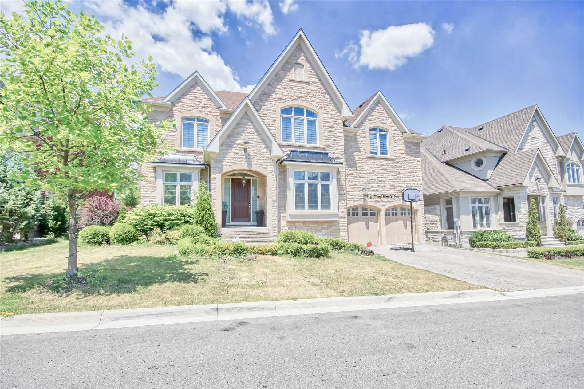 10 Royal County Down Cres, Markham, Ontario L6C0K1, 4 Bedrooms Bedrooms, 12 Rooms Rooms,6 BathroomsBathrooms,Detached,For Sale,Royal County Down,N4802868