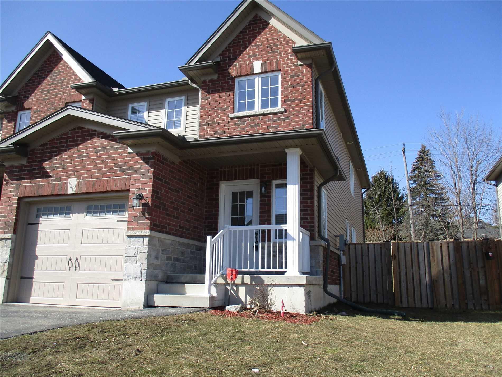 640 Crawford Cres, Woodstock, Ontario N4S0B6, 3 Bedrooms Bedrooms, ,3 BathroomsBathrooms,Att/row/twnhouse,For Lease,Crawford,X5161294
