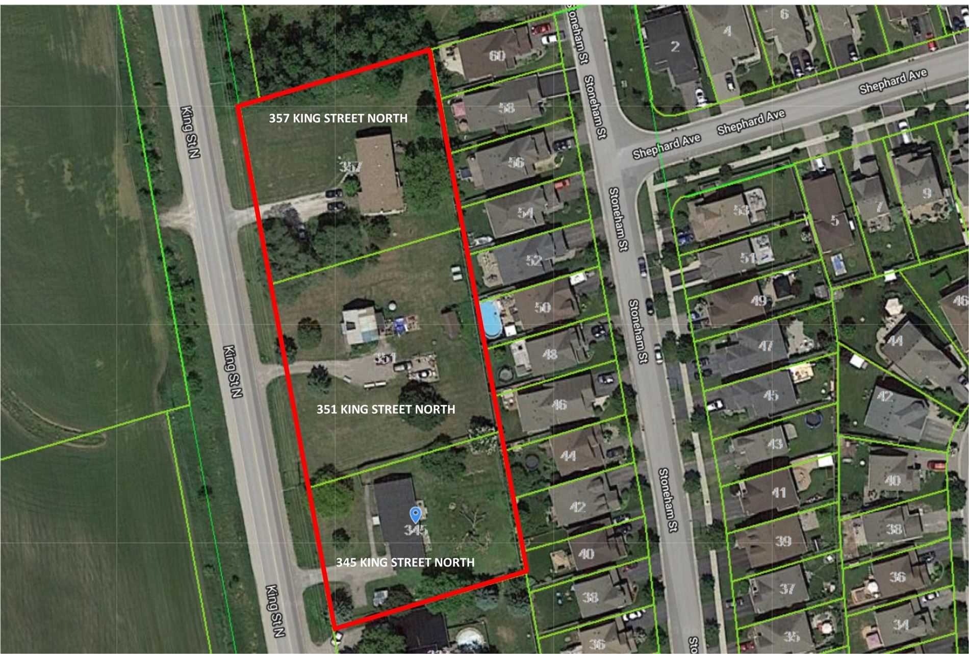 345 King St, New Tecumseth, Ontario L9R 1N3, ,Vacant Land,For Sale,King,N4640351