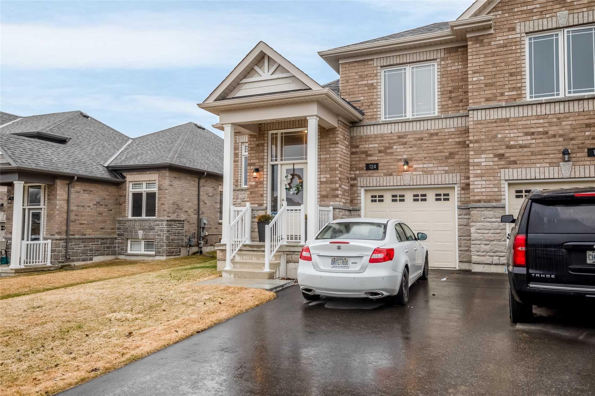 124 Isabella Dr, Orillia, Ontario L3V 8K7, 3 Bedrooms Bedrooms, ,2 BathroomsBathrooms,Att/row/twnhouse,For Sale,Isabella,S5176197