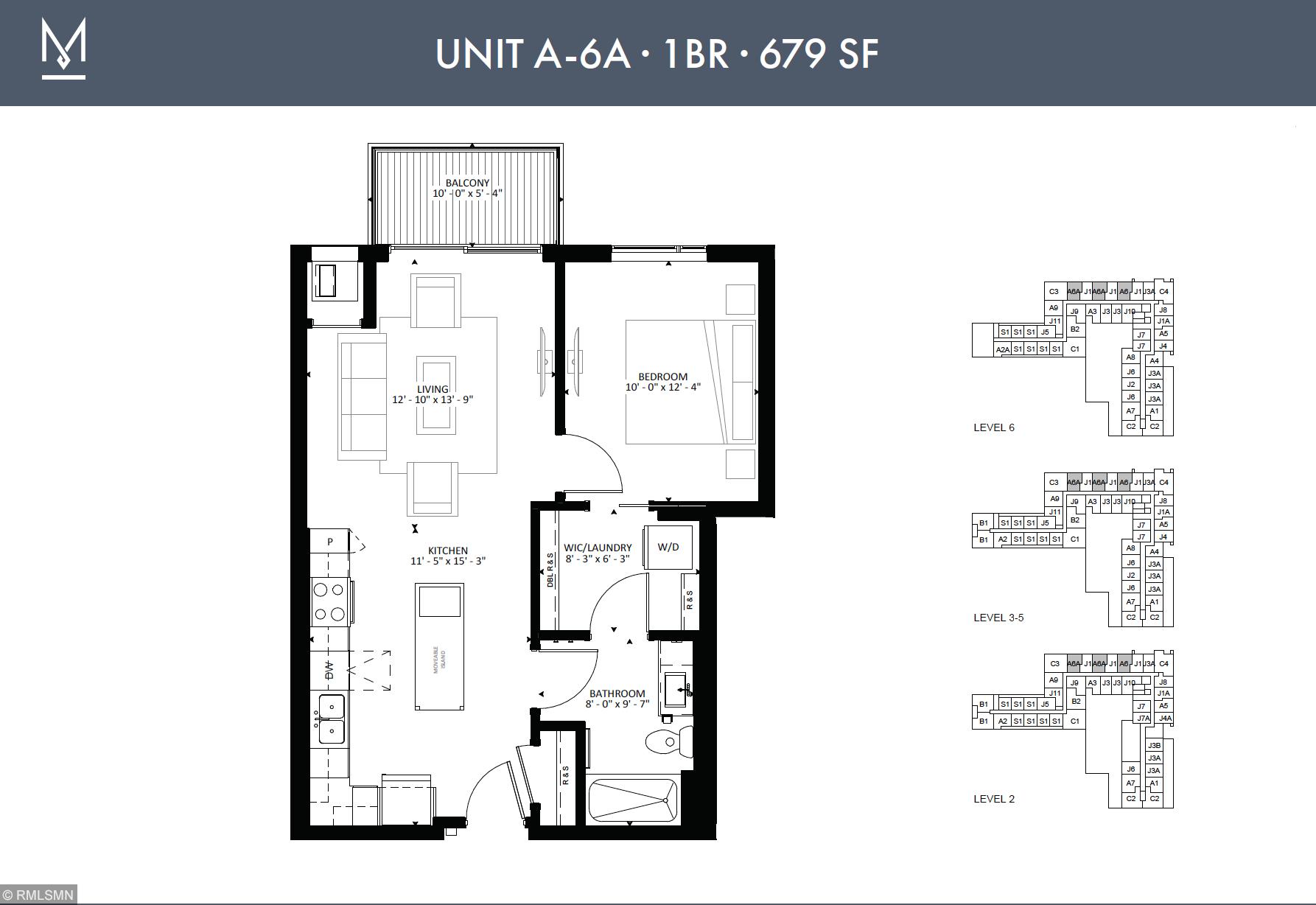 1410 Nicollet Avenue, Minneapolis, Minnesota 55403, 1 Bedroom Bedrooms, ,1 BathroomBathrooms,Residential Lease,For Sale,Nicollet,NST5674115