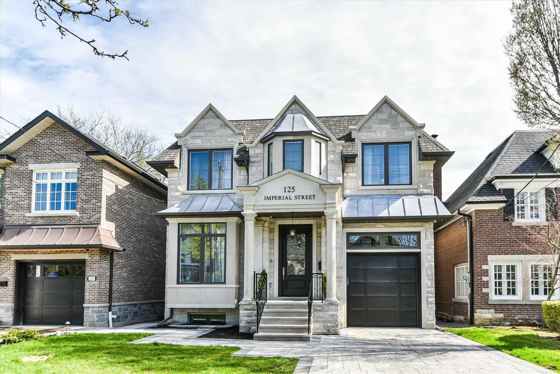 125 Imperial St, Toronto, Ontario M5P1C7, 4 Bedrooms Bedrooms, 9 Rooms Rooms,7 BathroomsBathrooms,Detached,For Sale,Imperial,C5169382