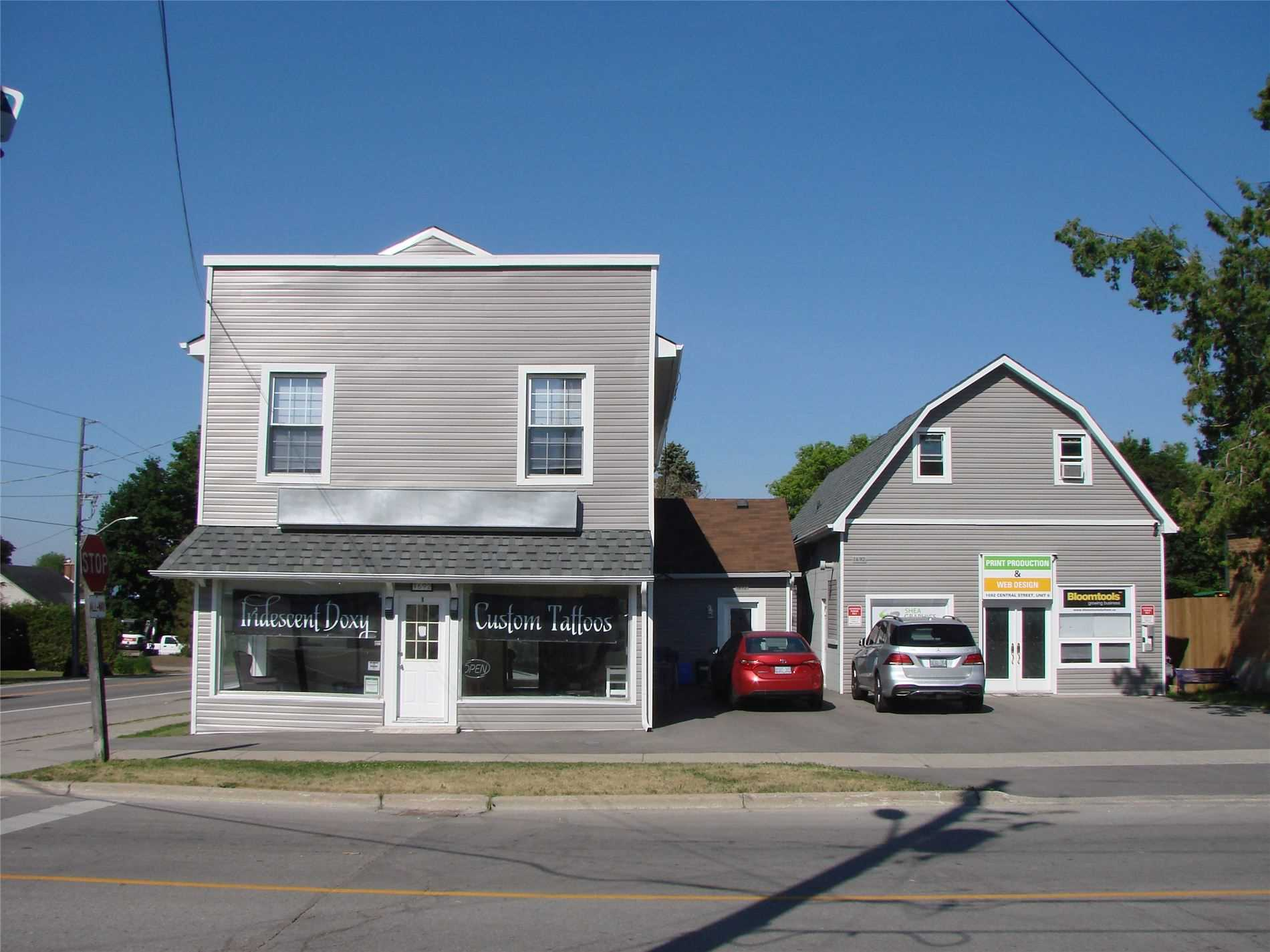 1692 Central St, Pickering, Ontario L1Y1B3, ,Investment,For Sale,Central,E4805566