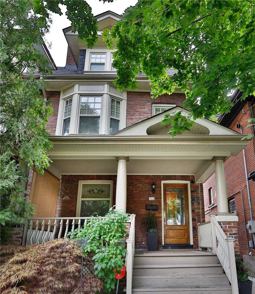 103 Delaware Ave, Toronto, Ontario M6H2S9, 4 Bedrooms Bedrooms, 8 Rooms Rooms,4 BathroomsBathrooms,Semi-detached,For Sale,Delaware,C4907715