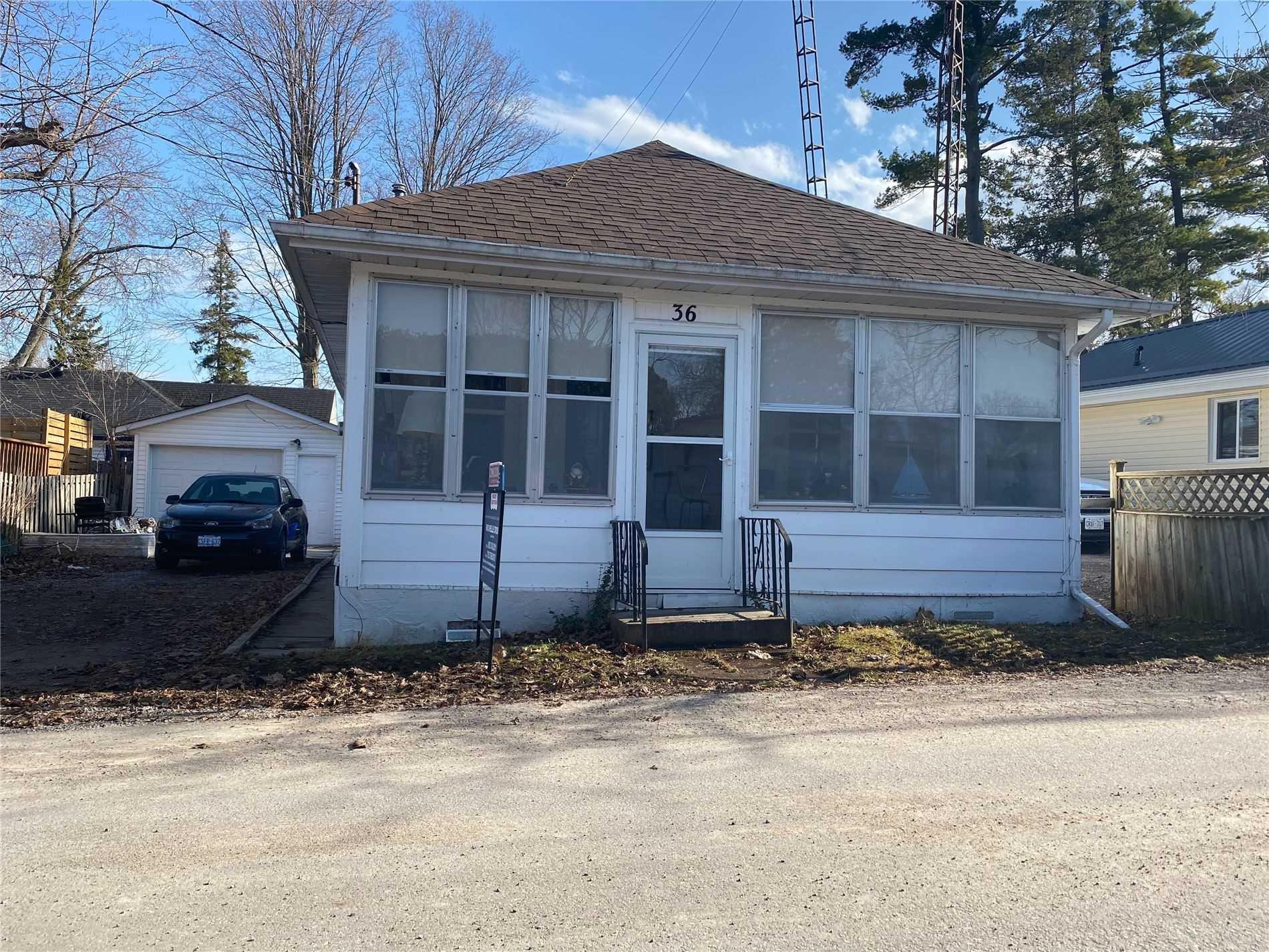 36 Centre Lane, Scugog, Ontario L0B1E0, 2 Bedrooms Bedrooms, ,1 BathroomBathrooms,Detached,For Sale,Centre,E5170970