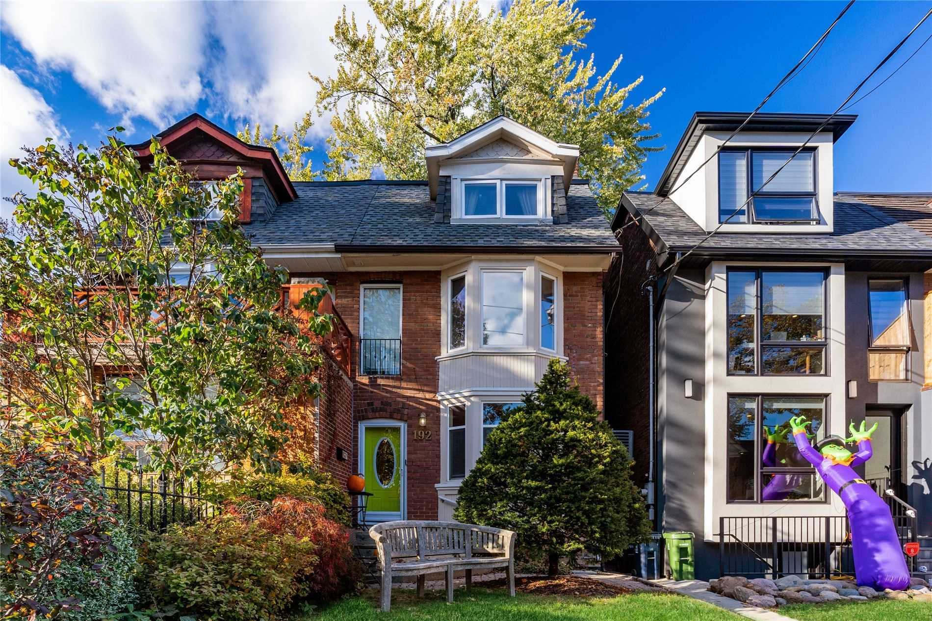 192 Browning Ave, Toronto, Ontario M4K1W8, 3 Bedrooms Bedrooms, 10 Rooms Rooms,3 BathroomsBathrooms,Semi-detached,For Sale,Browning,E4958992