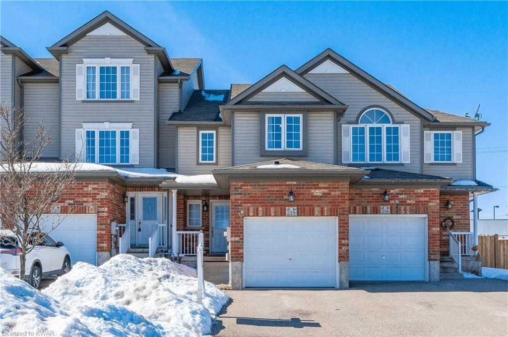 218 Westmeadow Dr, Kitchener, Ontario N2N3R1, 3 Bedrooms Bedrooms, ,4 BathroomsBathrooms,Att/row/twnhouse,For Lease,Westmeadow,X5272826
