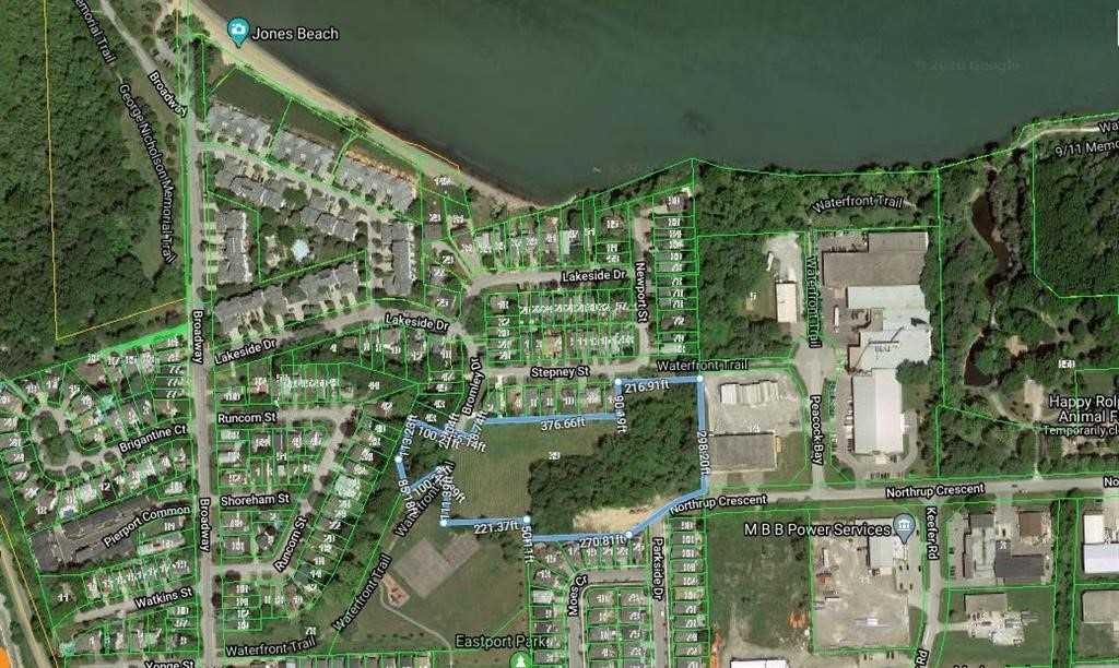 4 Stepney St, St. Catharines, Ontario L2M1P8, ,Vacant Land,For Sale,Stepney,X4741520