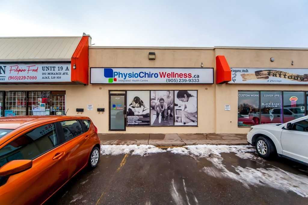 282 Monarch Ave, Ajax, Ontario L1S2G6, ,1 BathroomBathrooms,Sale Of Business,For Sale,Monarch,E4657124