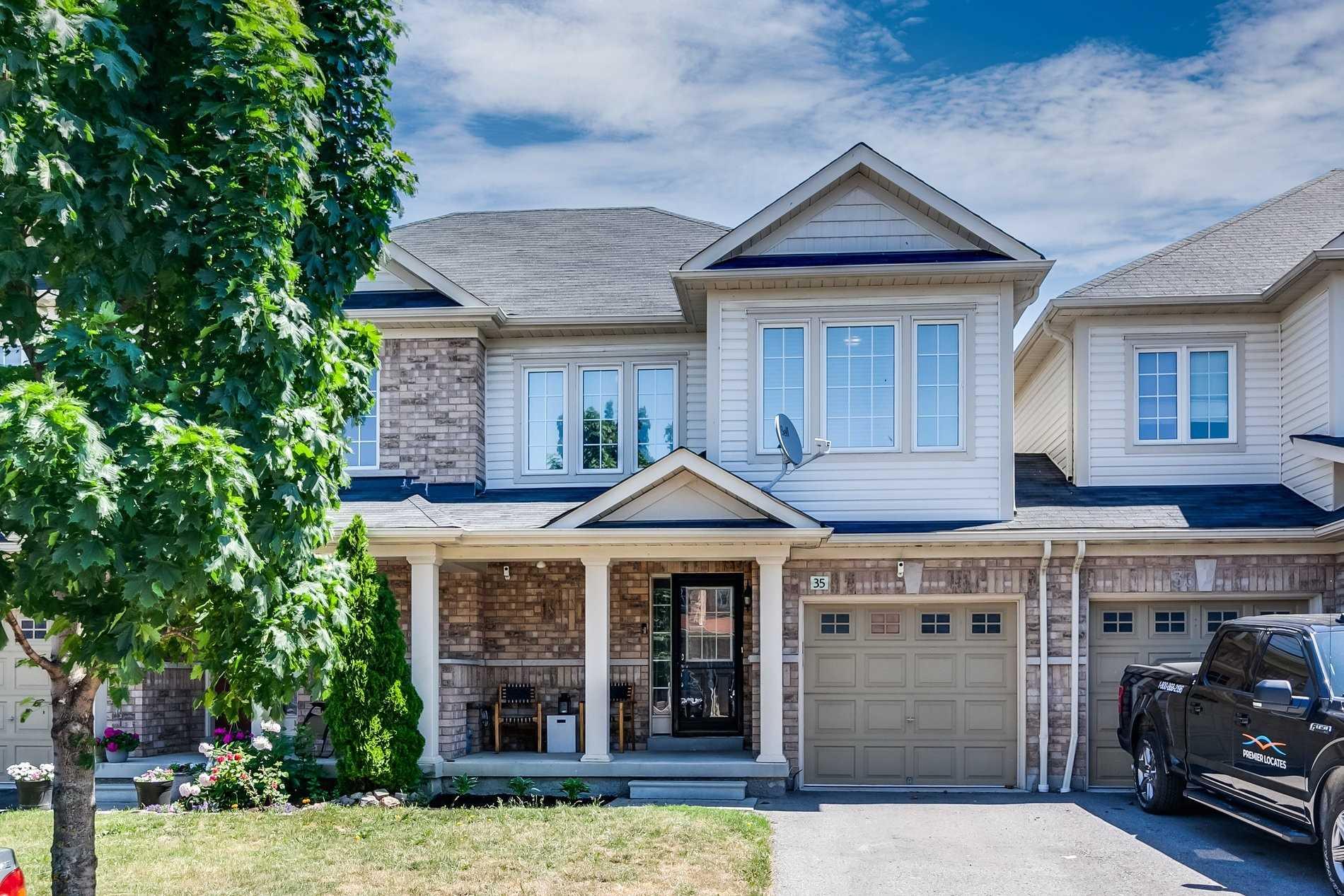 35 Booker Dr, Ajax, Ontario L1Z0H4, 3 Bedrooms Bedrooms, ,3 BathroomsBathrooms,Att/row/twnhouse,For Sale,Booker,E5273635