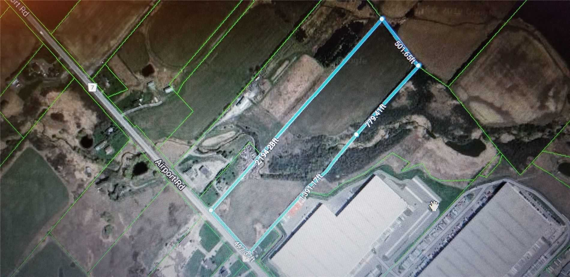 0 Airport Rd, Caledon, Ontario L7C2X3, ,Land,For Sale,Airport,W4649915