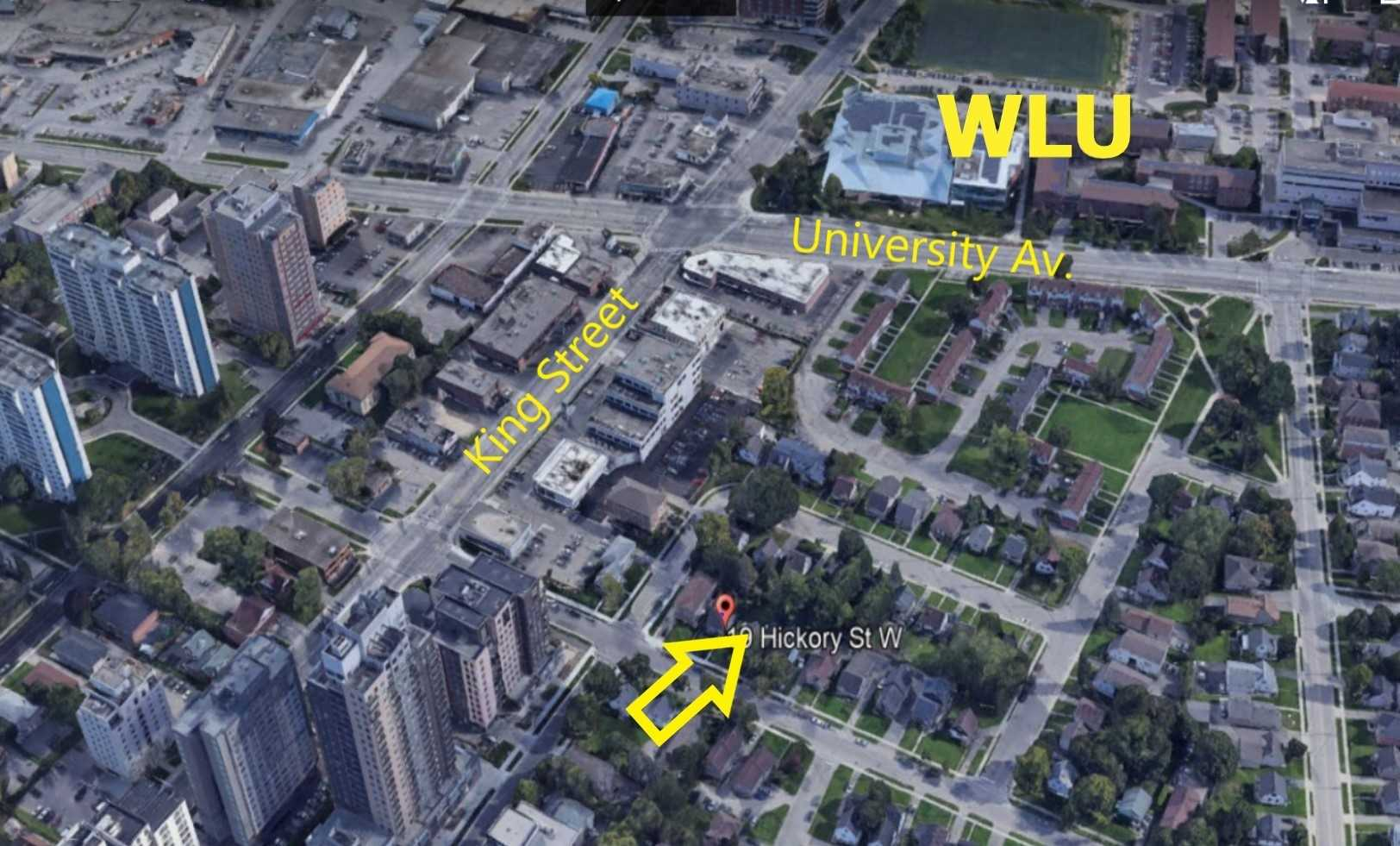 19-23 Hickory St, Waterloo, Ontario N2L 3H8, ,Land,For Sale,Hickory,X4805098