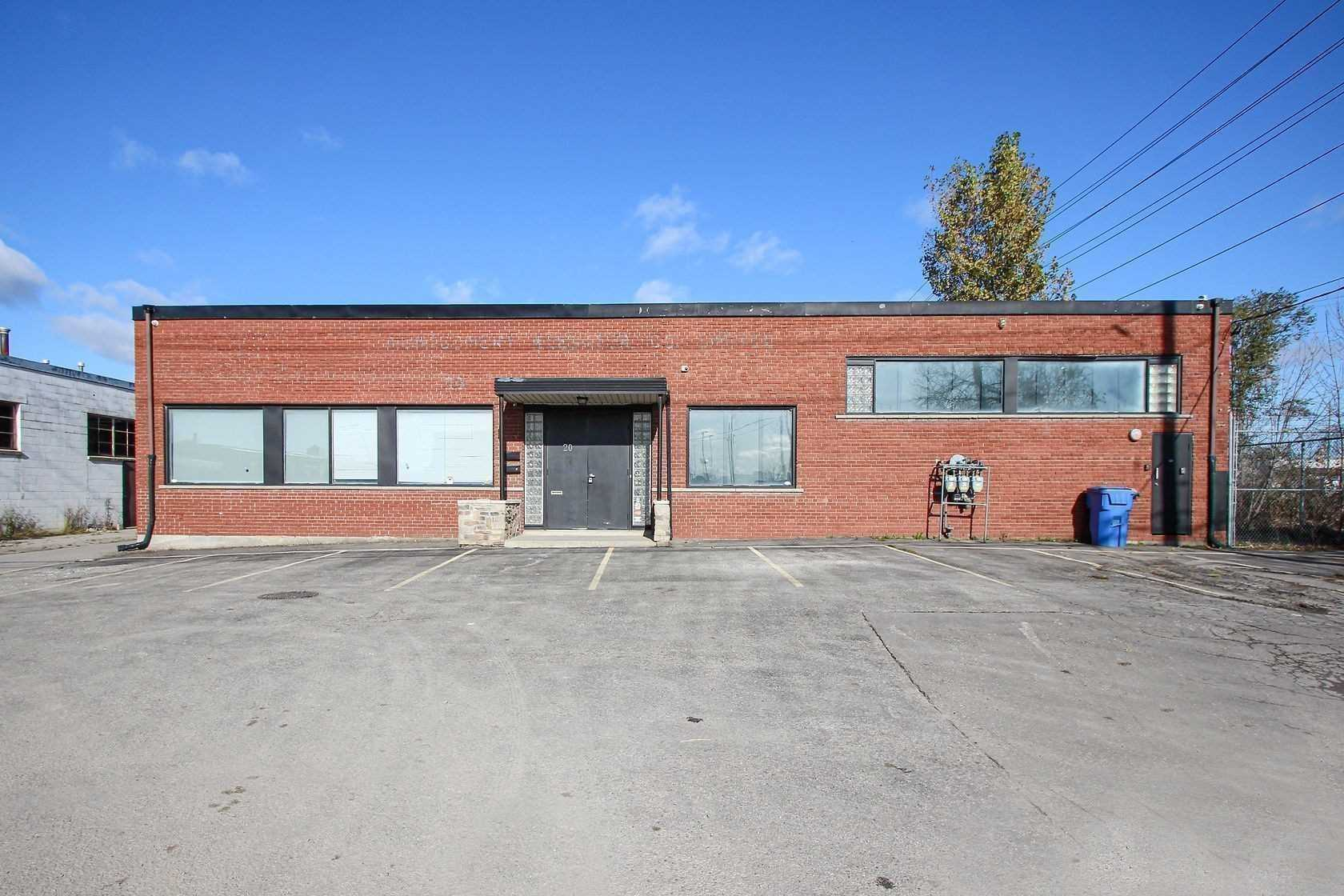 20 Lockport Ave, Toronto, Ontario M8Z2R7, ,Industrial,For Sale,Lockport,W4716163