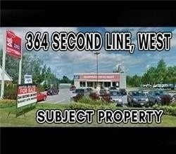 364 Second Line, Sault Ste Marie, Ontario L6R 2E1, ,2 BathroomsBathrooms,Commercial/Retail,For Sale,Second,X4636573