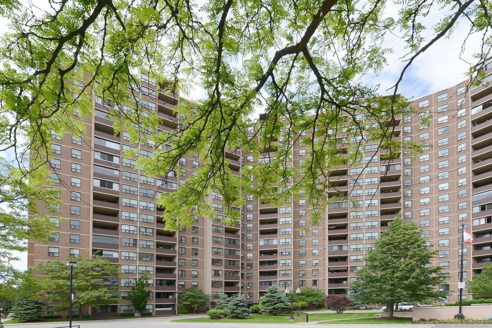 714 The West Mall, Toronto, Ontario M9C4X1, 1 Bedroom Bedrooms, 5 Rooms Rooms,1 BathroomBathrooms,Condo Apt,For Sale,The West Mall,W4891702