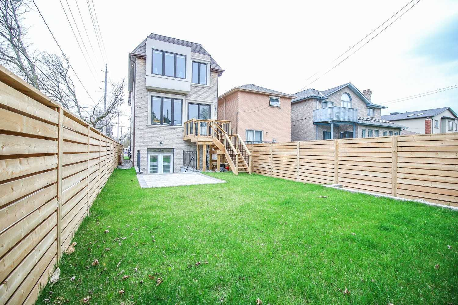 289 Connaught Ave, Toronto, Ontario M2M1H7, 4 Bedrooms Bedrooms, ,5 BathroomsBathrooms,Detached,For Sale,Connaught,C4445333